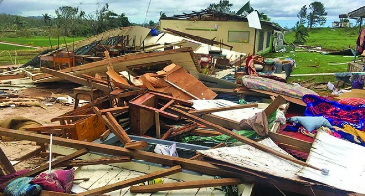 'Cyclone Yasa Was Worse Than A Nightmare'