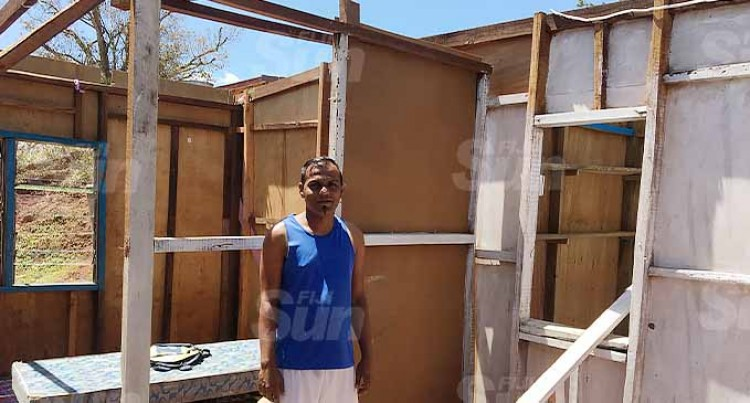 Man Loses Job To COVID, Home To Cyclone Yasa