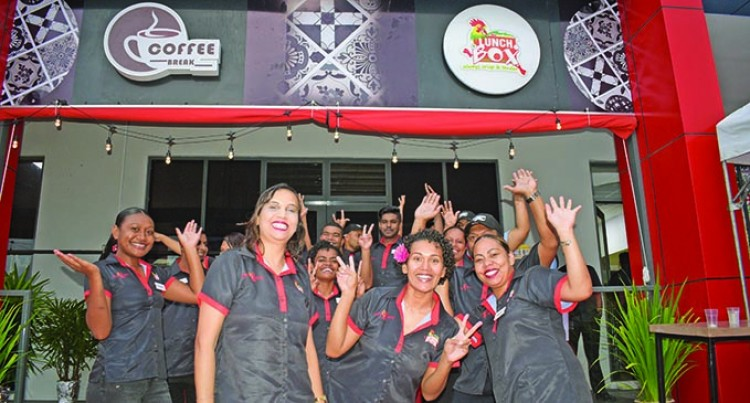 Opening Of Food Outlets A Game Changer, A-G Tells