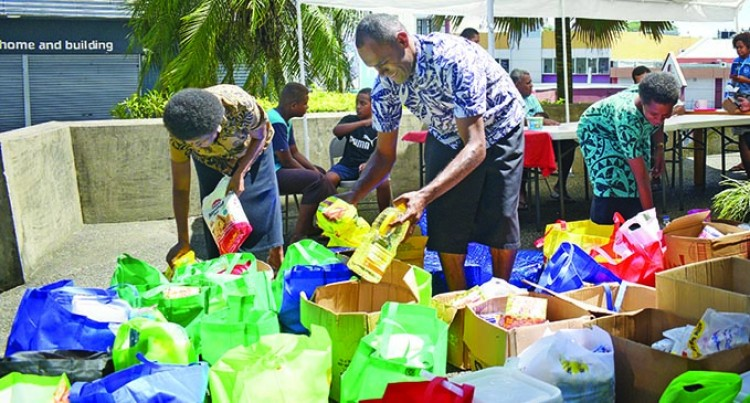 63 Families To Benefit From Suva Methodist Circuit Food-Drive