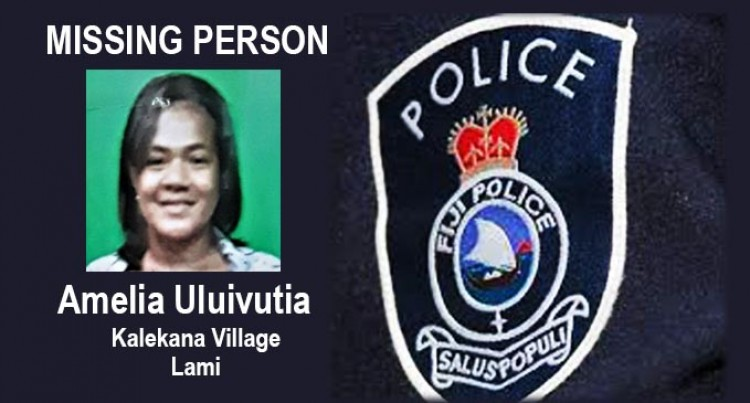 Amelia Uluivutia – Missing Person