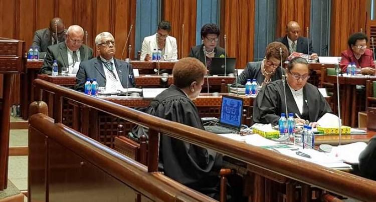 Ratu Naiqama is Leader Of Opposition