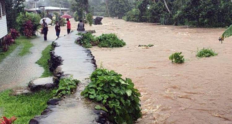 Continuous Rainfall Leads To Flooding, Lomanikoro Villagers Worried