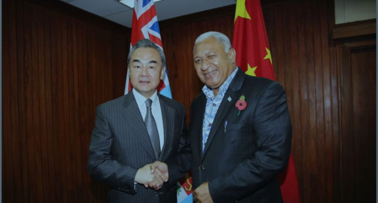 Chinese Foreign Minister Offers Sympathies and Assistance to Cyclone-hit Fijians
