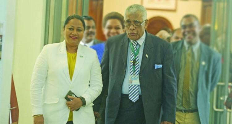 Ratu Naiqama Speech: Free Chiefs Involved In 2000 Coup