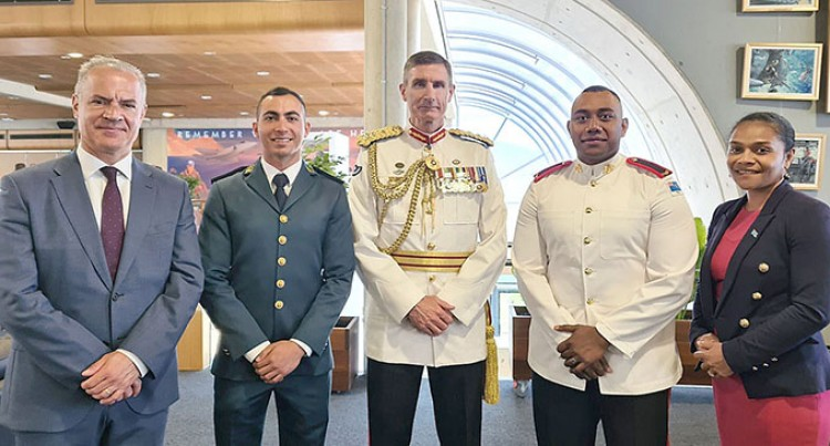First Fijian Graduates From The Australian Defence Force Academy