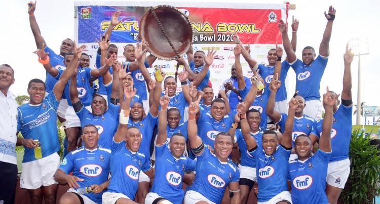 All Blue For FMF Rise Fiji Rise Ratu Sukuna Bowl 2020