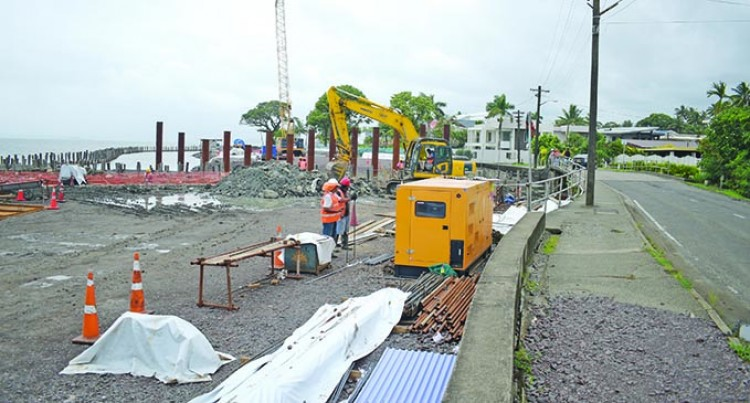 2 Years To Completion Of Road Works