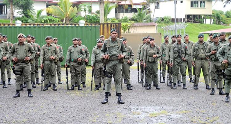 RFMF Take Proactive Steps As TC Yasa Nears