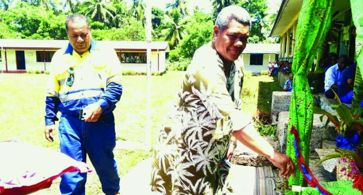 Ratu Emeri Primary School In Bua Gets Clean And Safe Water
