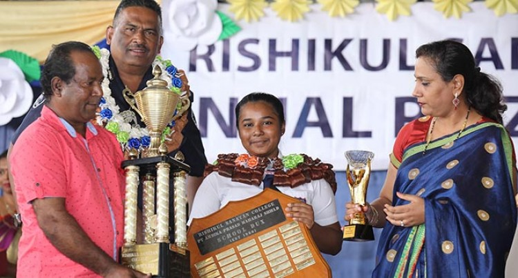 Dux Award A Big Surprise For Shayal