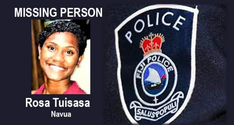 Rosa Tuisasa – Missing Person