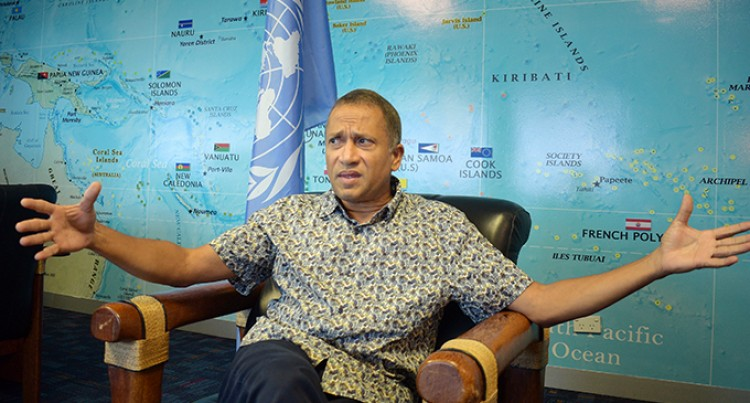 UN Resident Coordinator Encourages Fijians To Build Resilient Structures