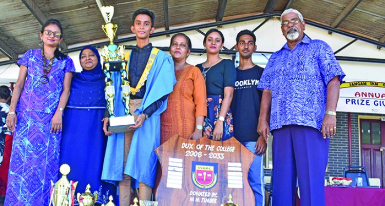 COVID-19 Experience Pushes Dux To Chase Goal, Succeed