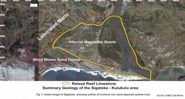 Mining Project A Boost For Sigatoka