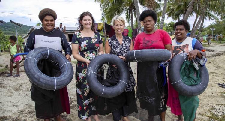Local Innovation Benefits Women Nama Harvesters