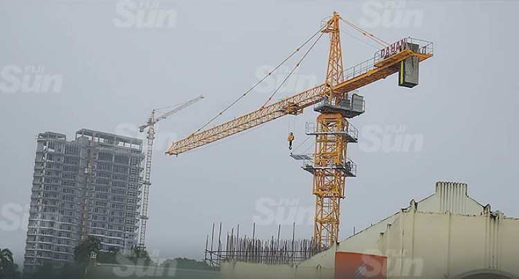 High Rise Contractors Told To Secure Loose Items, Take Down Crane