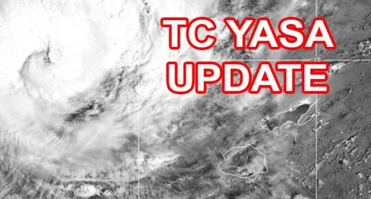 TC YASA: Strong Winds In Rotuma, All Safe