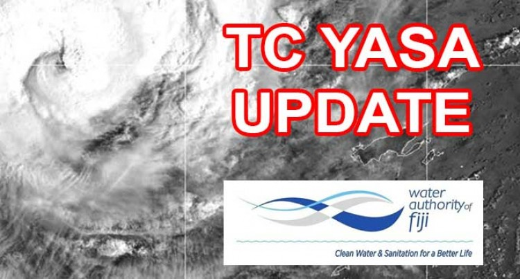 WAF Situation Report No. 1 as at 14:00 Hours, 17 December 2020 – TC Yasa