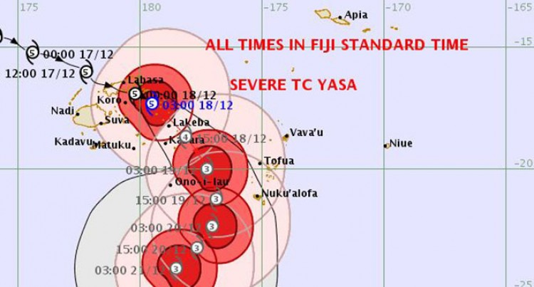 Brace Lau, TC Yasa Expected Near Group At 9am Today