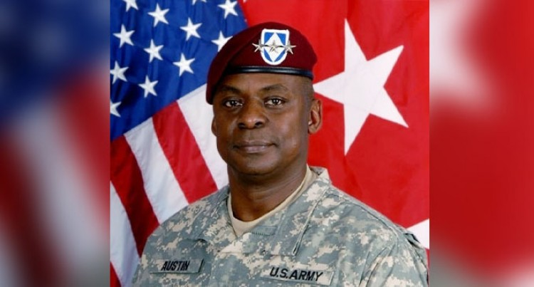 Biden Nominates Retired General Lloyd Austin As Defense Secretary