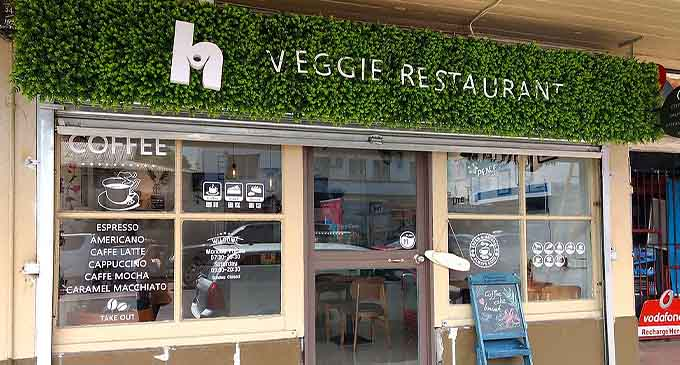 Veggie Restaurant in Flagstaff Suva