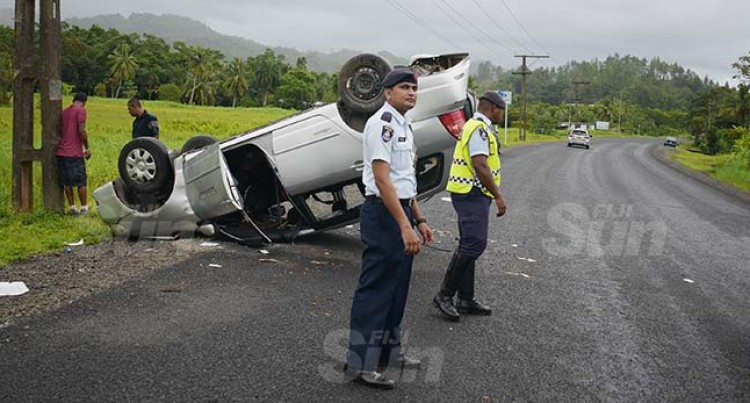 Togalevu Accident Lands Six In Hospital