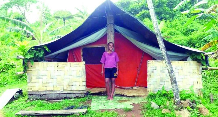 Living In A Tent, Maca Overcame Challenges, Awarded Dux