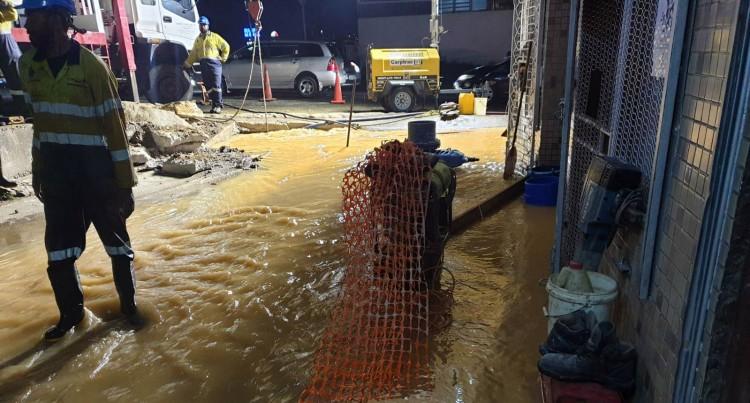 Water Woes Worsen