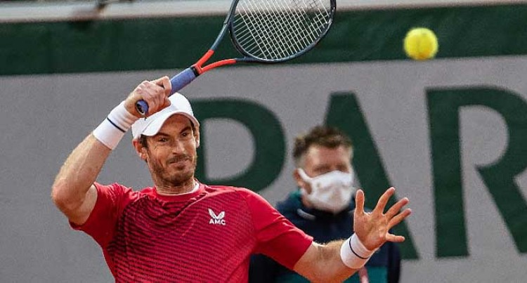 Murray Grabs His First Win In Two Months