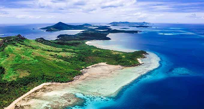 Yasawa Islands.