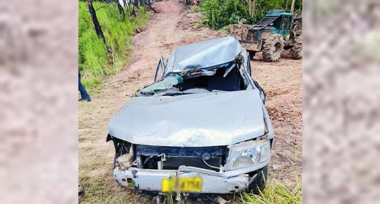 Tragic Nadi Accident Lands Seven In Hospital