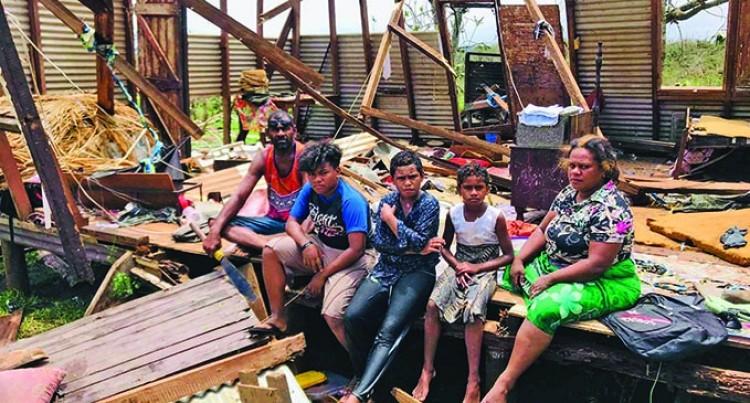 Cyclone Yasa Took Everything, Farmer Tells