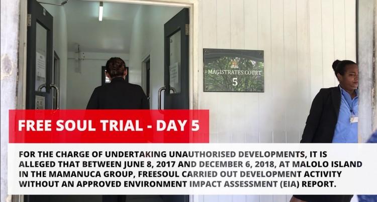 Fiji Sun Court News: Free Soul Trial – Day 5