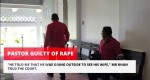 Fiji Sun Court News – Guilty Pastor