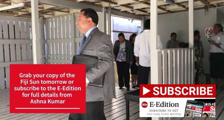 Fiji Sun Court News – Nouzab Fareed
