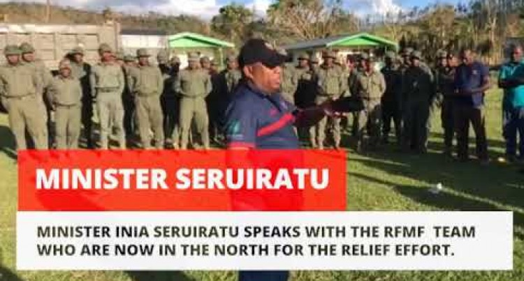 Government Visits Vanua Levu