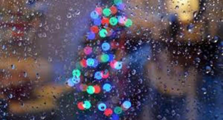 Met Service Predicts Rainy Christmas