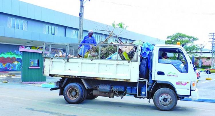 We Were Lucky! Rakiraki And Tavua Towns Quickly Clean Up