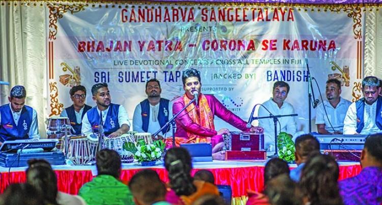 Bollywood Singer Performs In Nasinu