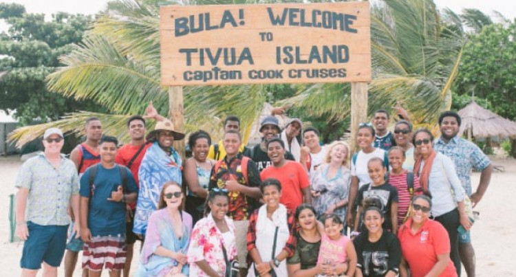 'Christmas Day Out' At Tivua Island For Children Living With RHD