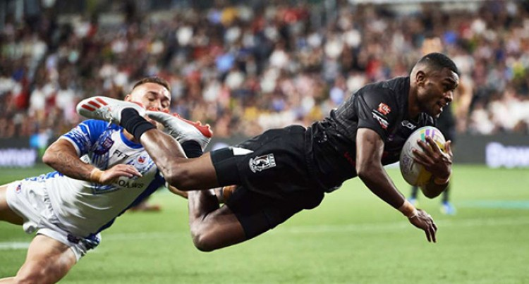 World Cup Focus For Tudravu