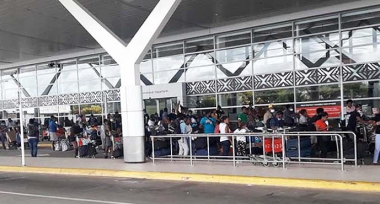 288 Solomon Island Students Repatriated