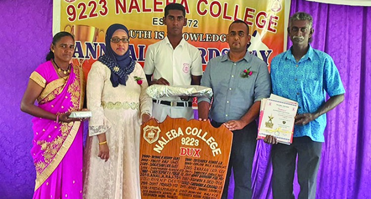 Technology Helps Headboy And Dux, Uphold Brother's Legacy