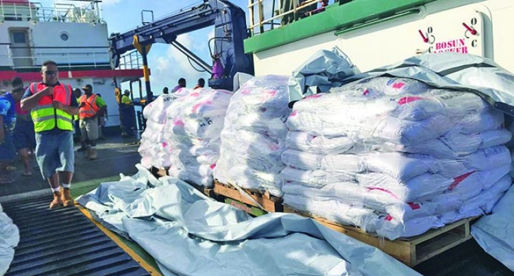 Three Govt Vessels Head For Lau