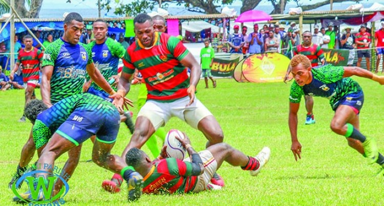 Fijian 7s players spark Wairiki 7s