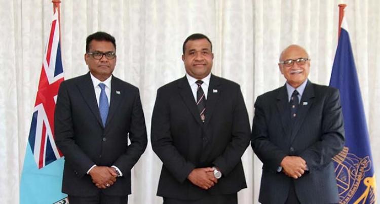 Naipote Tako Katonitabua Fiji's New Ambassador To UAE