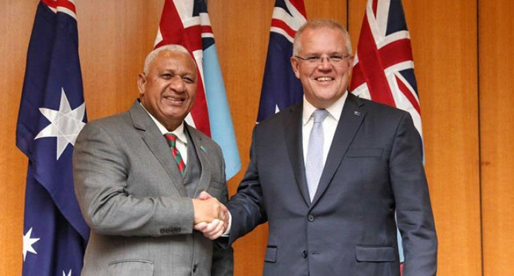 PM Bainimarama Conveys Best Wishes To Australia On Australia Day