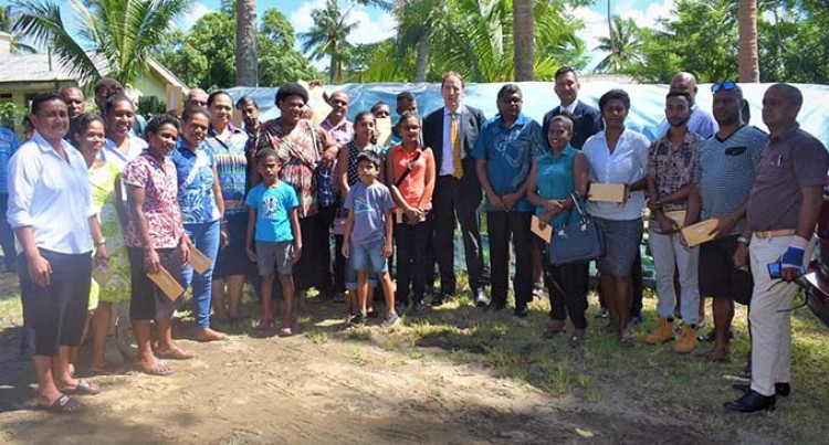 UK Government Hands Over Nursery Kits To COVID-19 Impacted Workers In Toursim