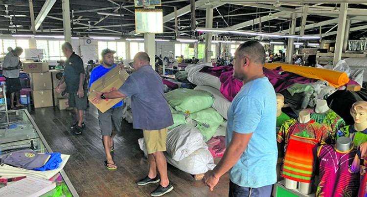 Troubador Garments Boosts Rotary Club Relief Efforts